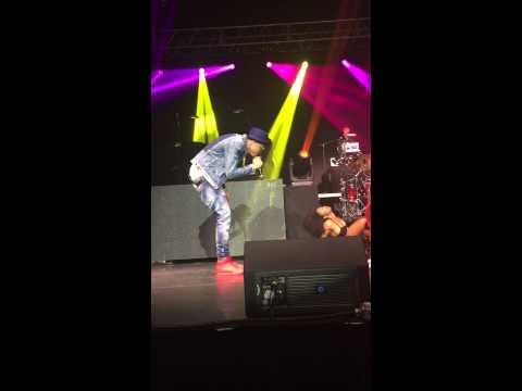 August Alsina performing Porn Star