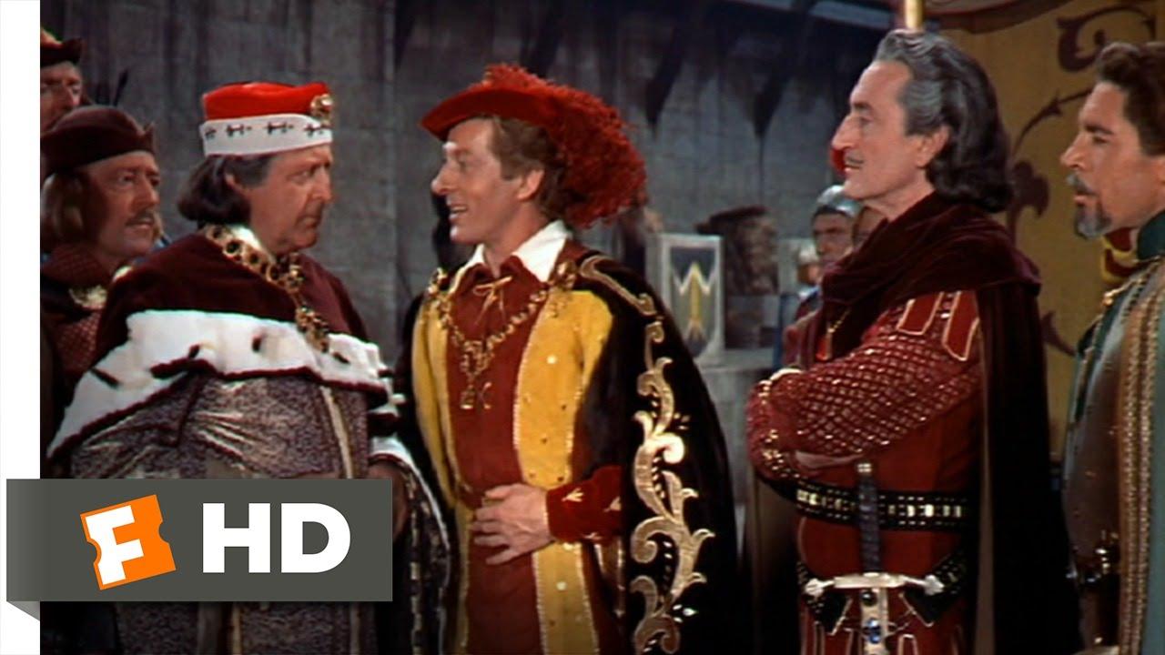 The Court Jester (3/9) Movie CLIP - Get It? Got It. Good ...