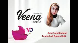 Cover images Bunga Hatiku (O.A:- Ikka Bella) - Cover by Veena Deena