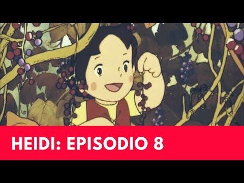 Heidi: Capítulo 8- ¿A dónde ha ido Pitchí?