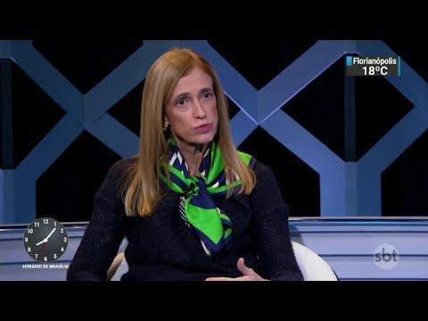 Especialista em educação é a entrevistada da semana do Poder em Foco | SBT Brasil (23/06/18)