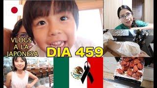 Es Muy Triste #FuerzaMexico + Comprando Tortillas en Japón JAPON - Ruthi San ♡ 22-09-17