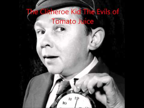 The Clitheroe Kid The Evils of Tomato Juice