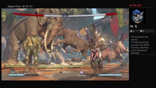Darkseid crazy combos injustice 2 to much teleport swag online