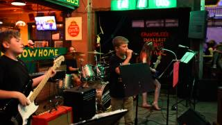 Lead Feather Hotel California (11-13 Year Old Musicians