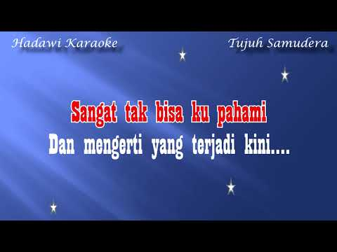 Tujuh Samudera Gamma Karaoke No Vokal   YouTube