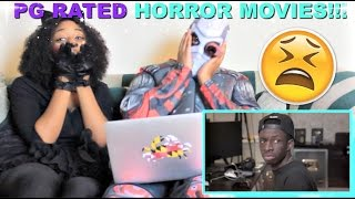 Miniminter 'IF HORROR FILMS WERE FOR KIDS!' Reaction!!!