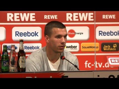 """FC-Idol Podolski: """"Eine Rückkehr nach Köln ist immer möglich"""""""