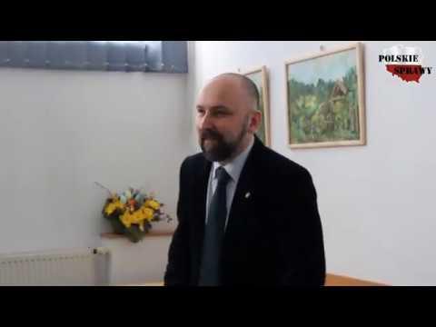 Ryszard Mozgol - Kontrrewolucjonista permanentny - Emanuel Małyński - Spotkanie w Akademii WNET