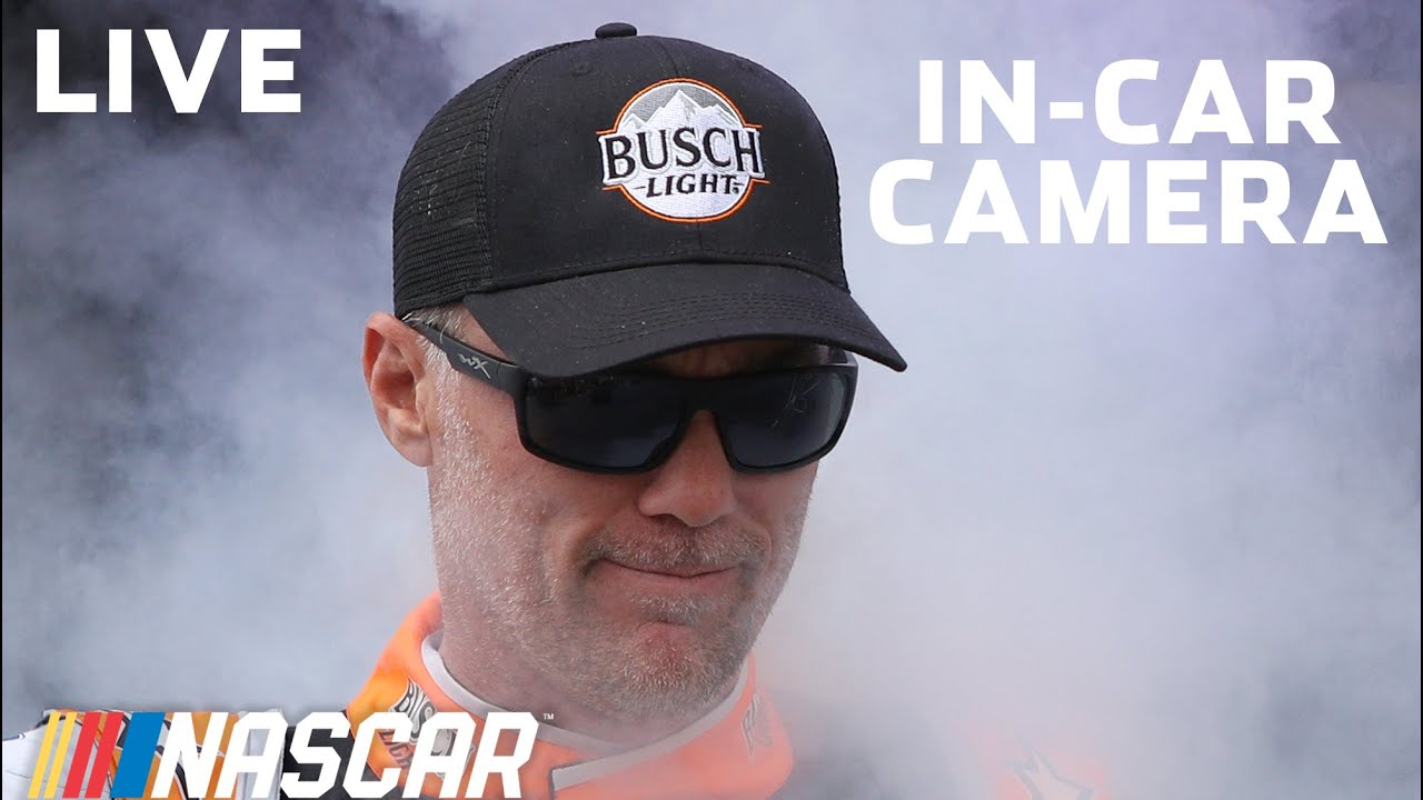 LIVE: Kevin Harvick in-car Camera from Texas Motor Speedway presented by Sunoco