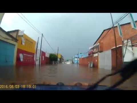 Kampala after the rain