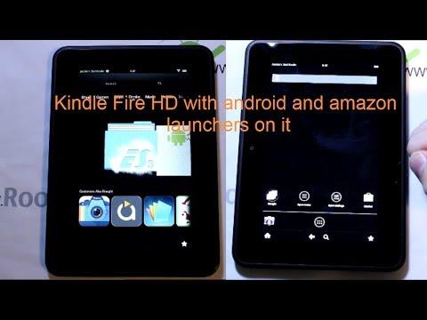 Amazon Kindle Fire HD | RootJunky com