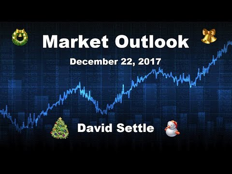 Market Outlook for 12/22/2017 - David Settle