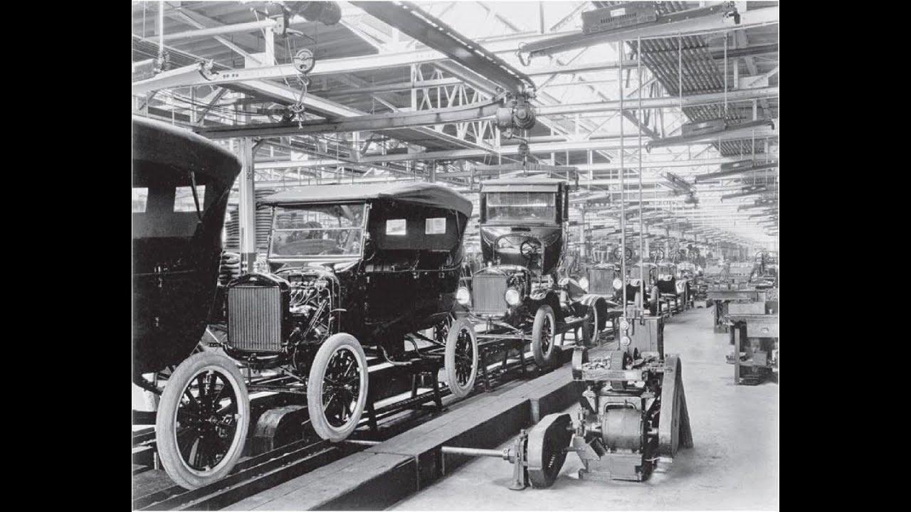 Кто изобрел конвейер на форд транспортер купить в ульяновске