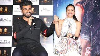 Half Girlfriend Trailer 2017 Launch   Arjun Kapoor, Shraddha Kapoor, Mohit Suri