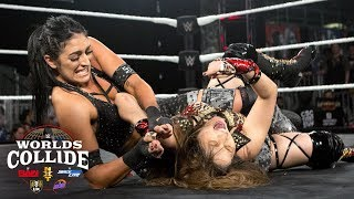 Io Shirai vs. Sonya Deville: WWE Worlds Collide, April 24, 2019