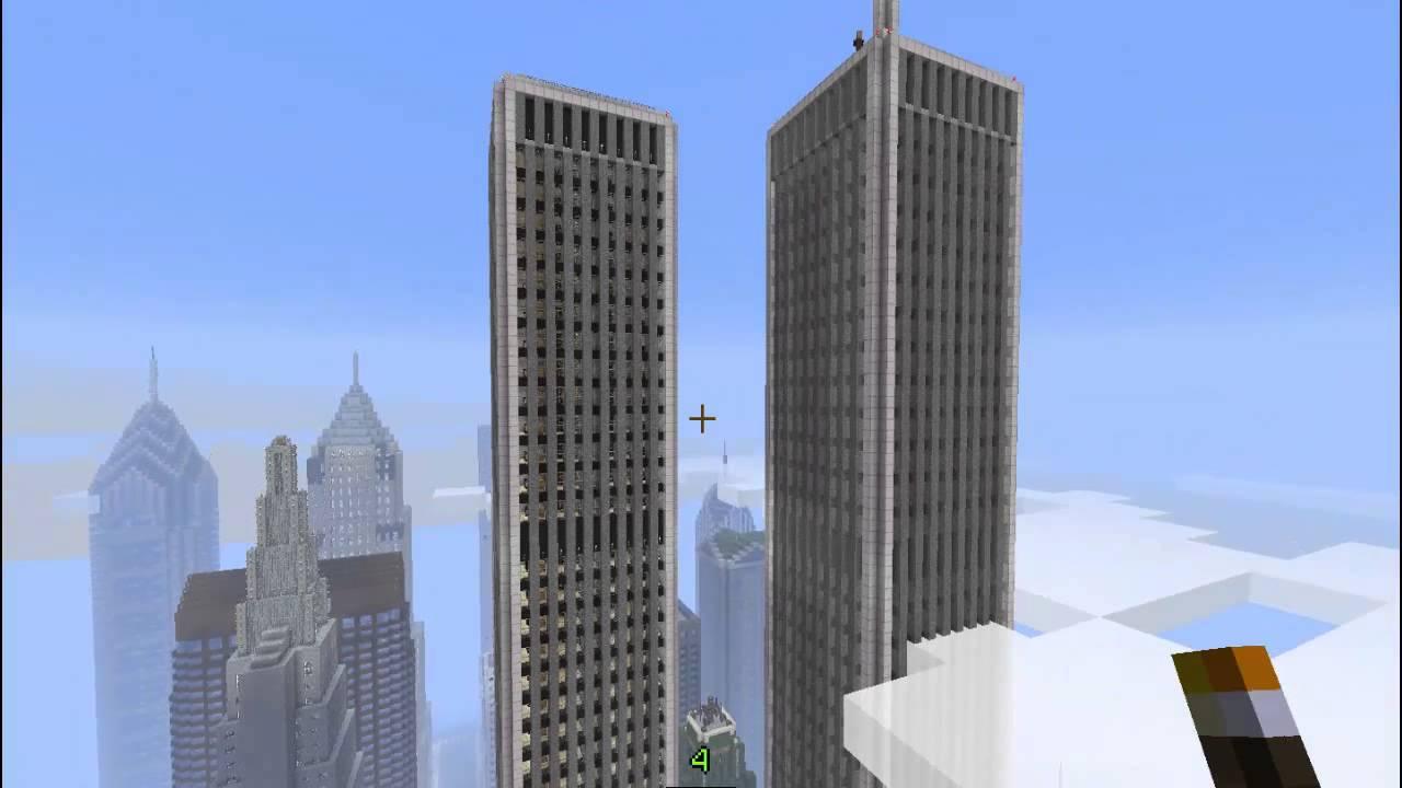 Empire State Building Minecraft Tutorial