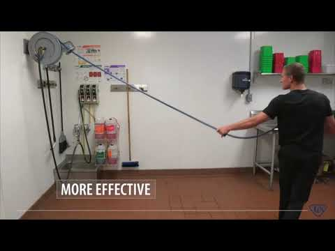 Ditch The Hose & Mop: Benefits Of Hose Reels