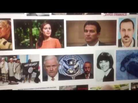 Case Study Closed on George Webb Sweigert. MOSSAD-Periscope-Crowdsource PSYOP (Free Crowdsourcing)