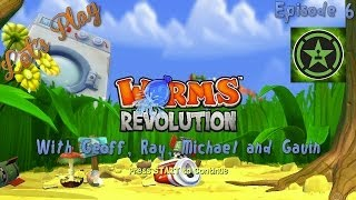 lets play worms revolution episode 6