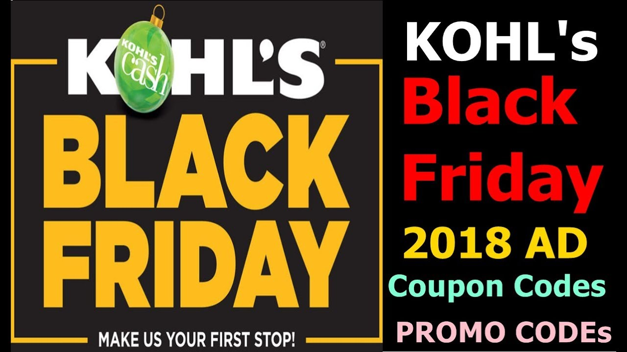 Kohl's: New Early Black Friday deals TODAY + 20% coupon + $10 ...