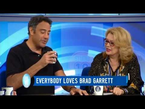'Everybody Loves Raymond's Brad Garrett  Studio 10