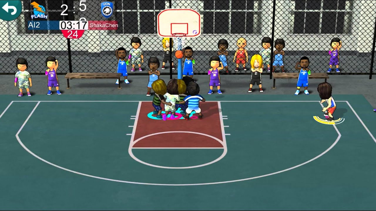 Download Street Basketball Association on PC with MEmu
