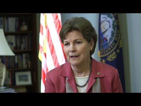 Senator Shaheen on why Afghan women need protecting