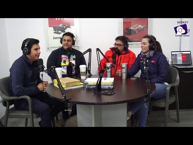 MONKEY RACING RADIO #016 ESPECIAL LOS DOMÍNGUEZ
