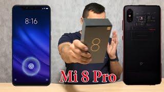 Розпакування Xiaomi Mi 8 Pro | Перші враження