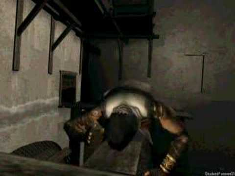 Prince of Persia - T2T - Bloopers - Video...
