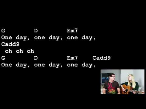 One Day - Matisyahu [Lyrics And Chords] Guitar Tutorial