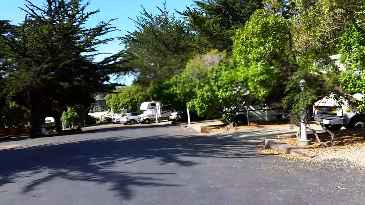 Marina Dunes Rv Park Youtube