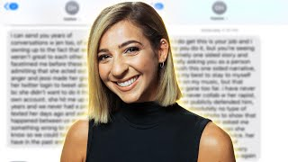 gabbie hanna is actually AWFUL