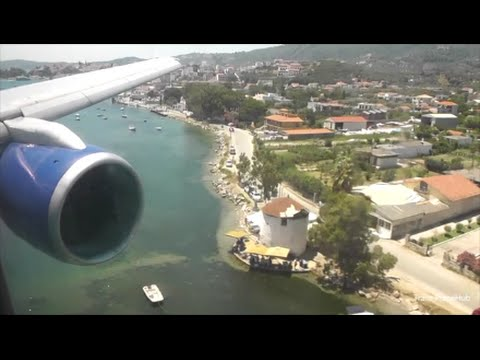 Thomas Cook Boeing 757-28A | London Gatwick to Skiathos *Full Flight*