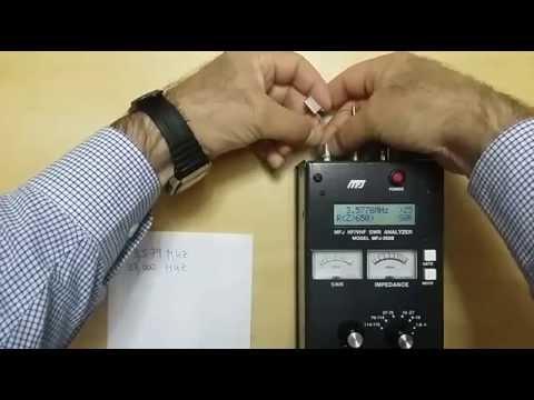 #0013 Midiendo la frecuencia de resonancia de un cristal de cuarzo