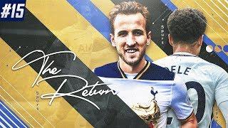 Intense UCL Semi Final!! Comeback?! - FIFA 18 Tottenham Career Mode EP15