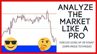 How to Analyze a Forex Market - Is the EUR/USD going up or down?