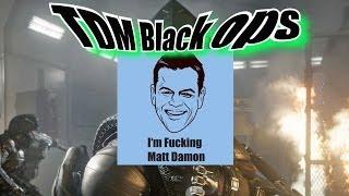 Call Of Duty Black Ops- Matt daemon in next call of duty!