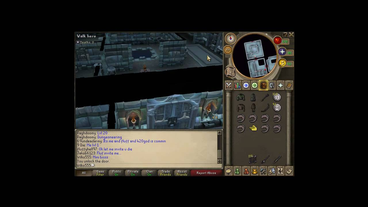(RS) Letu0027s Play Dungeoneering - Floor 2 - Complexity 2 & RS) Letu0027s Play Dungeoneering - Floor 2 - Complexity 2 - YouTube