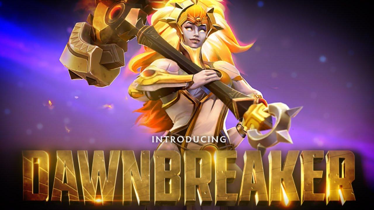 Обновление 7.29 для Dota 2: новый герой Dawnbreaker и тонна изменений баланса
