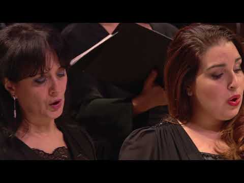 """Elgar : """"The Snow"""" conducted by Mikko Franck"""
