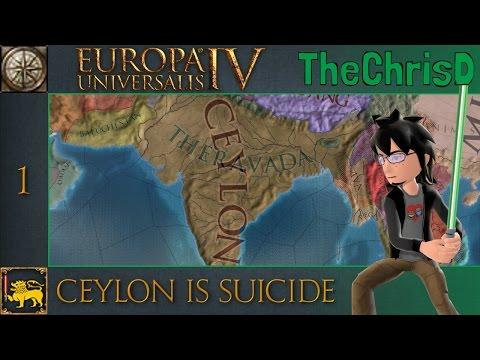 EU4: Rights of Man – Ceylon is Suicide 1