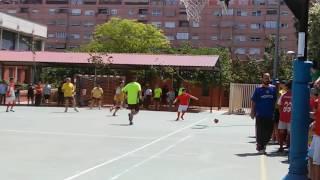 Partido de futbol del Serreria parte 4
