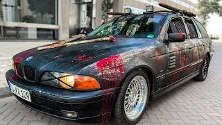 BMW для ЗОМБИ АПОКАЛИПСИСА за 15.000р.