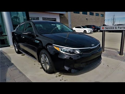 2019 Kia Optima Hybrid: The Best Hybrid Sedan On The Market?