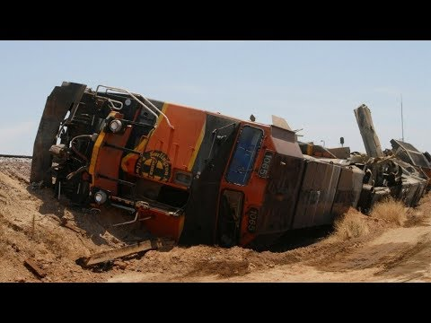 BNSF Kismet Collision 13 Years Later