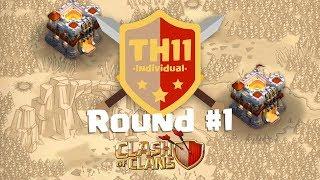 Clash of Clans: Primer Dia Campeonato Nacional Individual TH11