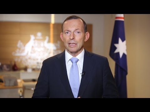 A Message from the PM - Securing Australia's Economic Future