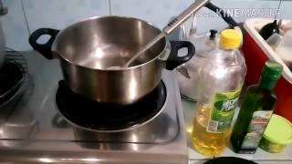 How to cook Molokhia Soup!